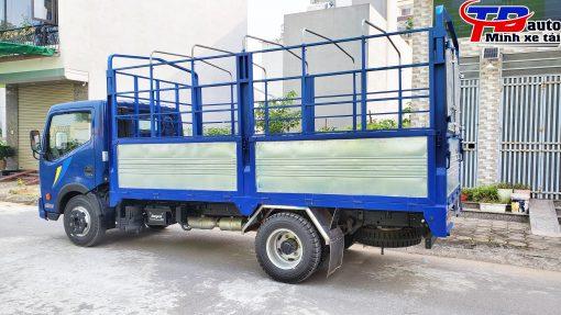 thùng xe tải nissan 3.5 tấn