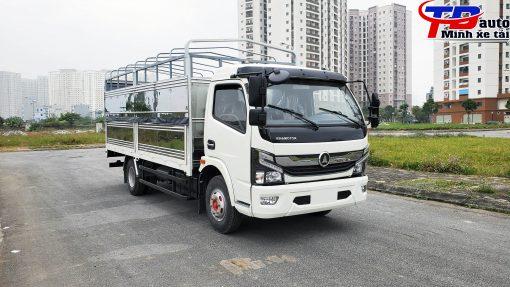xe tải 5 tấn k6 mui bạt trắng