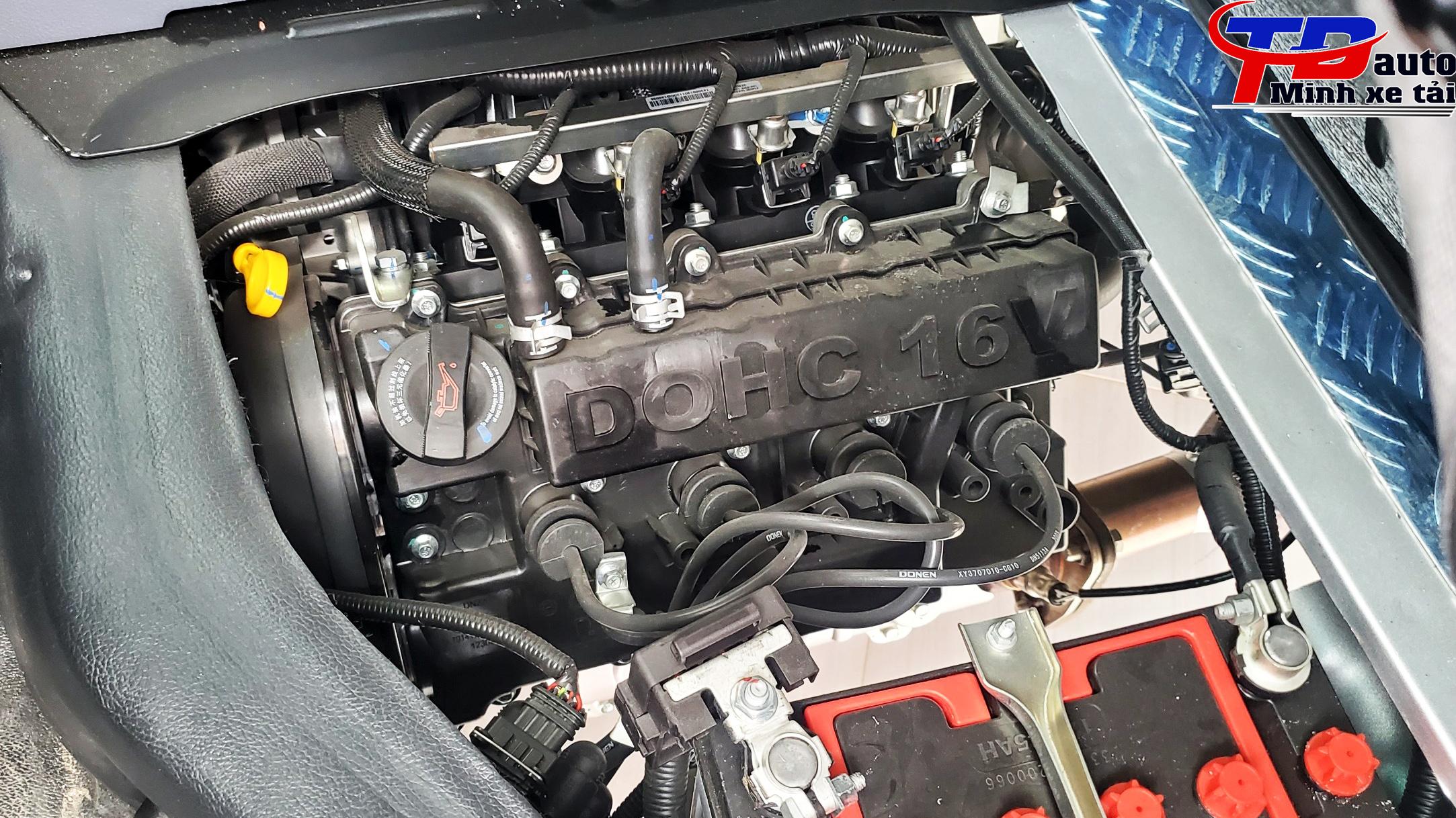 Động cơ xe srm T30