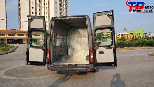 nội thất xe bán tải 6 chỗ gaz