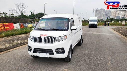 SRM X30 2 chỗ trắng