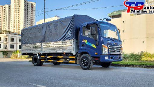 xe tải tera 345 sl thùng mui bạt 6m