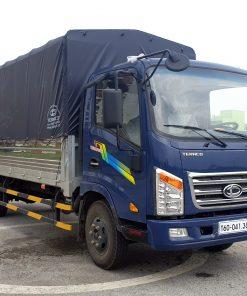 xe tải tera 345 sl thùng bạt 6m
