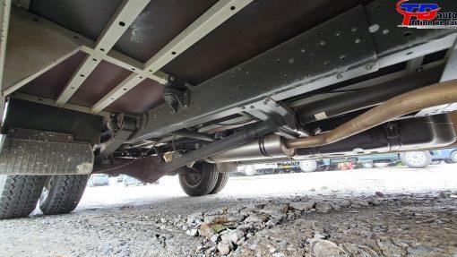 khung gầm xe gaz 19