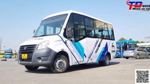xe gaz 19 chỗ mini bus