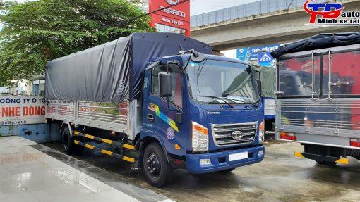 xe tải tera 345sl thùng bạt 6mxe tải tera 345sl thùng bạt 6m